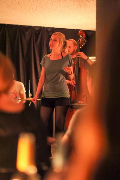 Mareeya live in Fellbach 2014
